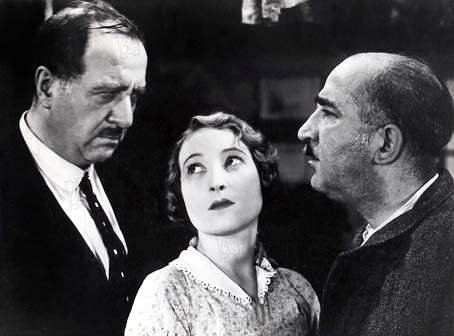 La Trilogie Marseillaise de Marcel Pagnol : Fanny : Photo Fernand Charpin, Marcel Pagnol, Orane Demazis, Raimu