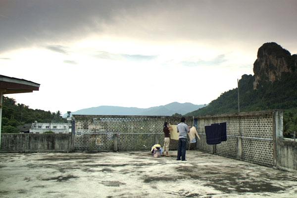 Wonderful Town : Photo Aditya Assarat