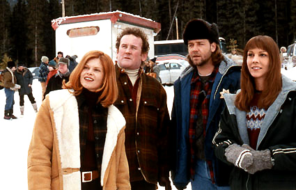 Mystery, Alaska : Photo Colm Meaney, Russell Crowe