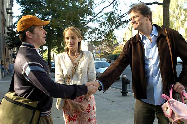 Une histoire de famille : Photo Colin Firth, Helen Hunt, Matthew Broderick
