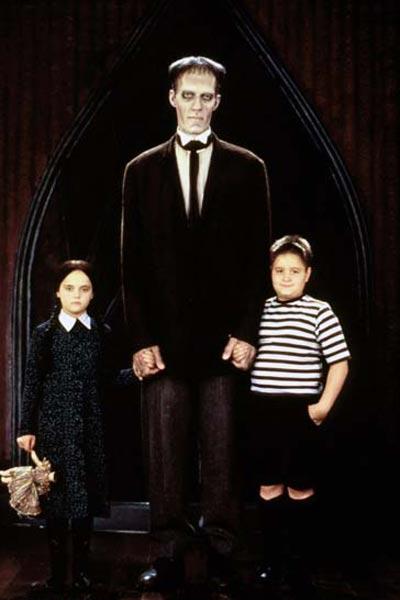 La Famille Addams : Photo Carel Struycken, Christina Ricci, Jimmy Workman