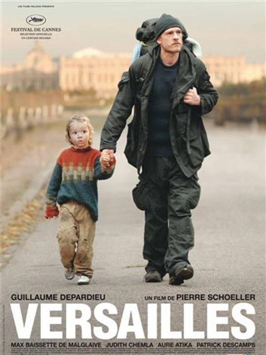 Versailles : affiche