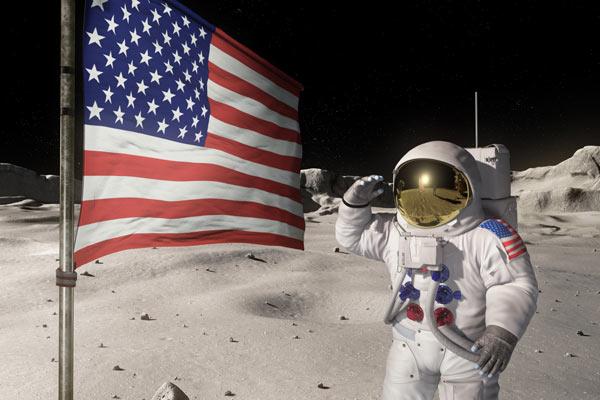 Fly Me to the Moon : Photo Ben Stassen