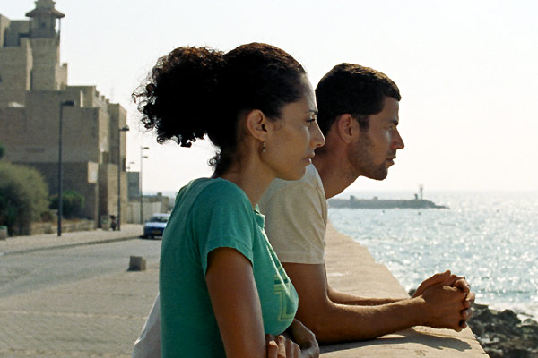 Le Sel De La Mer : Photo Annemarie Jacir, Saleh Bakri, Suheir Hammad