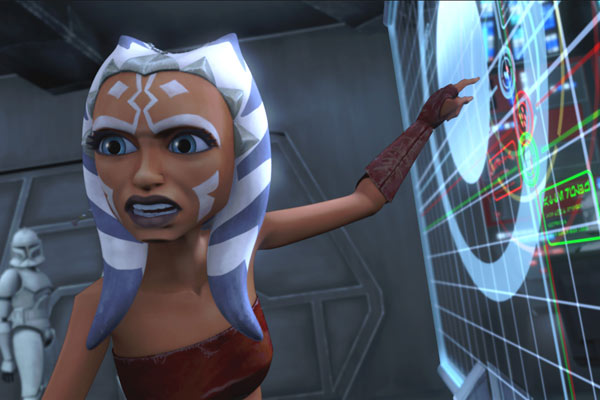 Star Wars: The Clone Wars : Photo Dave Filoni