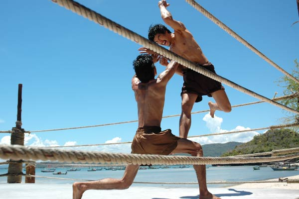 Boxers : Photo Kongkiat Khomsiri