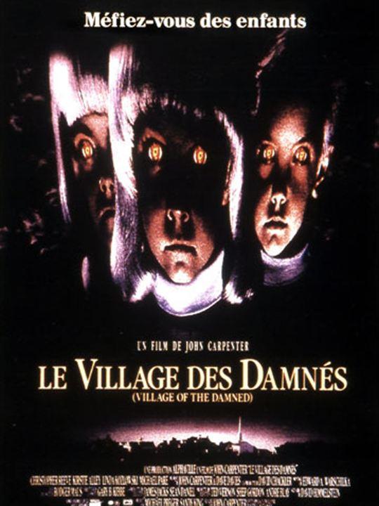 Le Village des damnés : Affiche