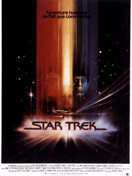 Star Trek : Le Film : Affiche