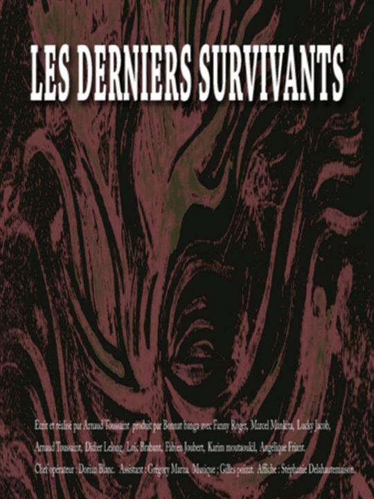 Les Derniers Survivants : Affiche