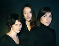 Trois femmes flics : Affiche