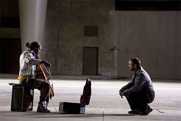 Le Soliste : Photo Jamie Foxx, Robert Downey Jr.