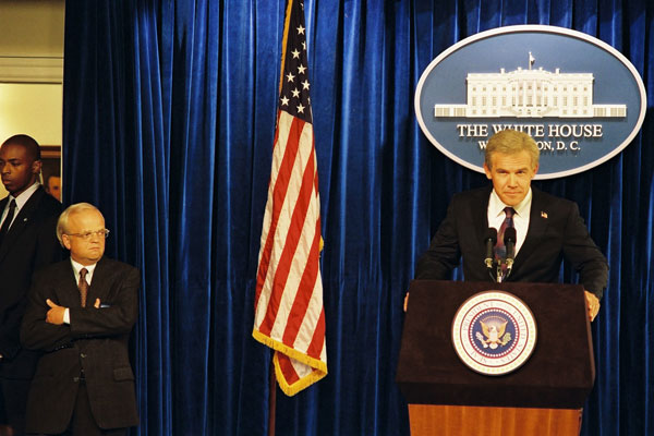 W. - L'improbable Président : Photo Josh Brolin, Oliver Stone, Toby Jones