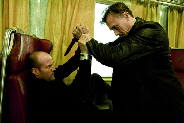 Le Transporteur III : Photo Jason Statham, Robert Knepper