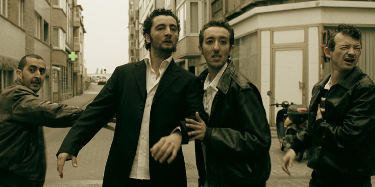 Les Barons : Photo Julien Courbey, Nabil Ben Yadir, Nader Boussandel