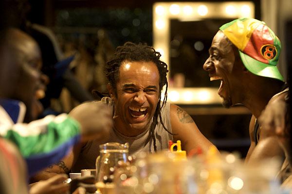 Safari : photo Olivier Baroux, Yannick Noah
