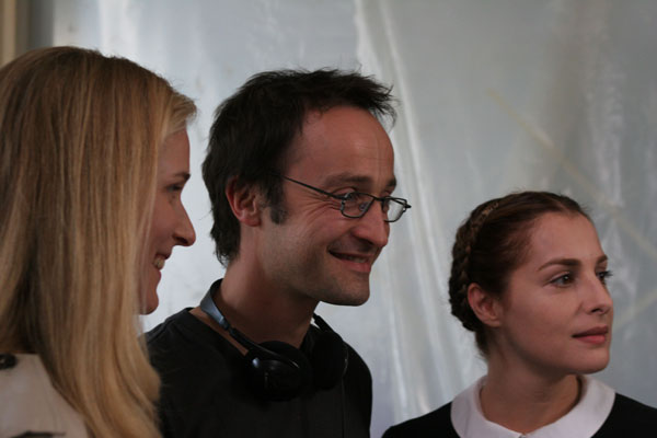 Intrusions : Photo Amira Casar, Emmanuel Bourdieu, Natacha Régnier