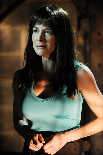 Saw 5 : Photo David Hackl, Julie Benz
