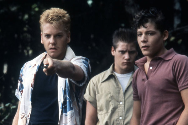 Stand by Me : Photo Kiefer Sutherland
