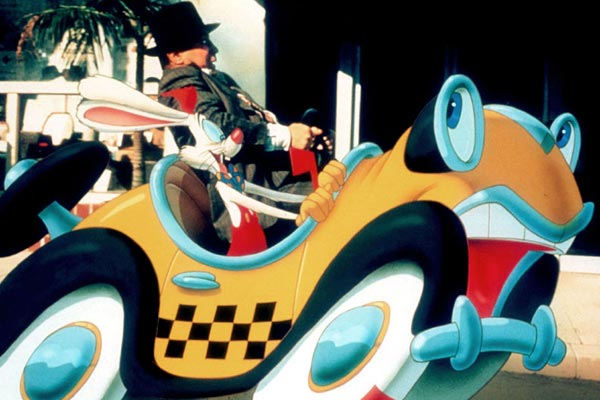 Qui veut la peau de Roger Rabbit ? : Photo Bob Hoskins