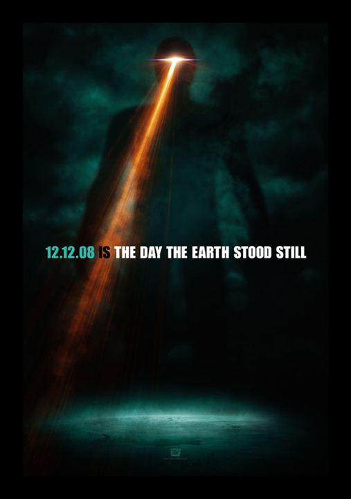 Le Jour où la Terre s'arrêta : Affiche