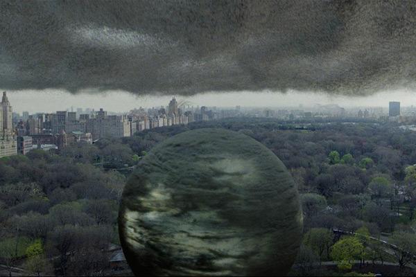 Le Jour où la Terre s'arrêta : Photo