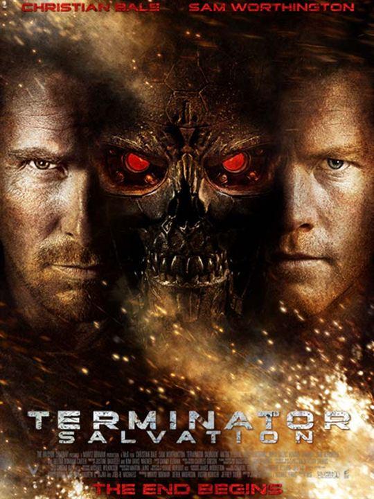 Terminator Renaissance : Affiche Christian Bale, Sam Worthington