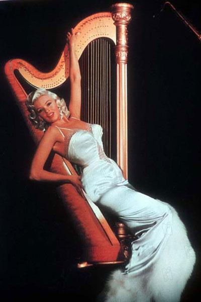 La Blonde et moi : Photo Frank Tashlin, Jayne Mansfield