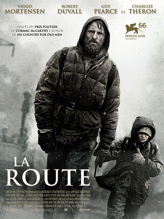 La Route : Affiche