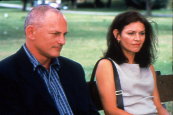 Le Prix du silence : Photo George Bloomfield, Victor Garber, Wendy Crewson