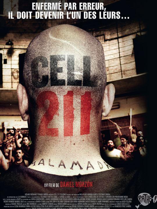 Cellule 211 : Affiche