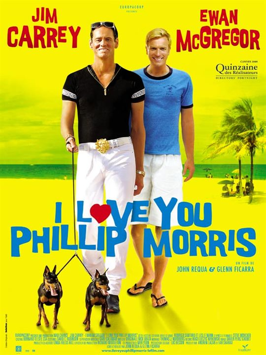 I Love You Phillip Morris : Affiche Glenn Ficarra, John Requa