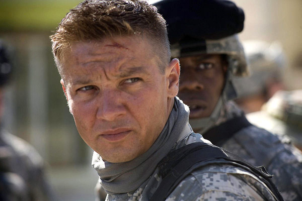Démineurs : Photo Jeremy Renner, Kathryn Bigelow