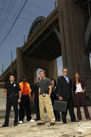 Boomtown : Photo Donnie Wahlberg, Gary Basaraba, Jason Gedrick, Lana Parrilla, Mykelti Williamson