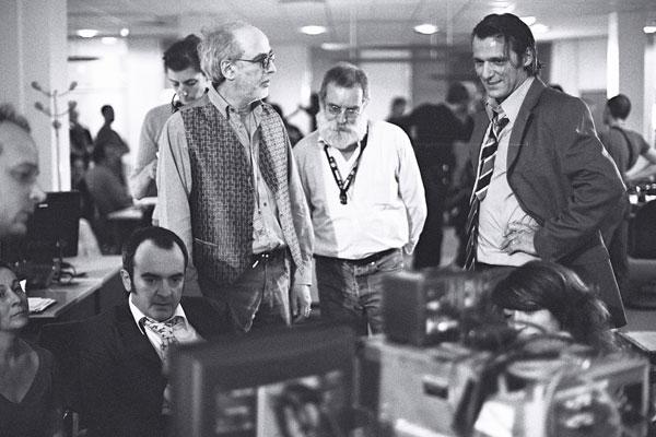 Le Séminaire : Photo Bruno Solo, Charles Nemes, Yvan Le Bolloc'h