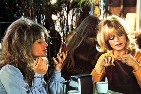 Shampoo : Photo Goldie Hawn, Hal Ashby, Julie Christie
