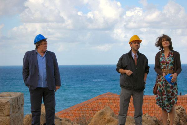 Hello Goodbye : Photo Fanny Ardant, Gérard Depardieu, Graham Guit, Manu Payet