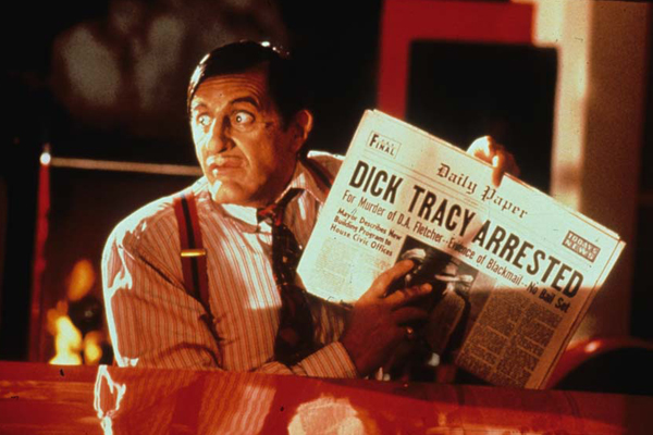 Dick Tracy : Photo Al Pacino