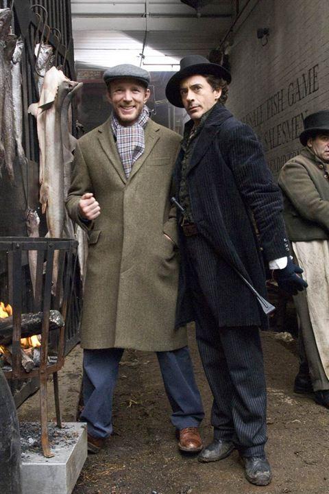 Sherlock Holmes : Photo Robert Downey Jr.