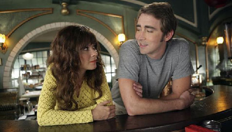 Pushing Daisies : Photo Anna Friel, Lee Pace