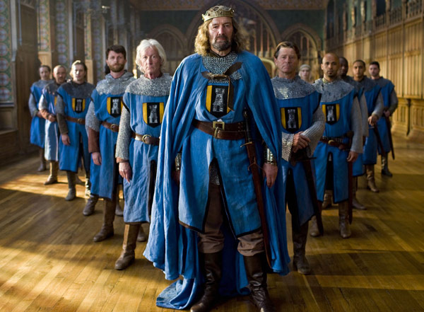 Merlin : Photo Clive Russell