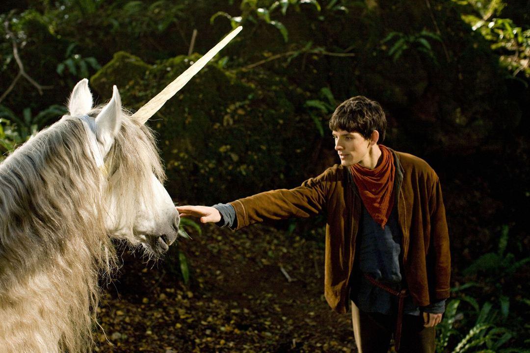 Merlin : Photo Colin Morgan (II)