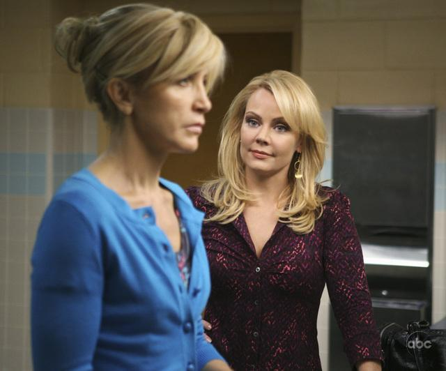 Desperate Housewives : Photo Felicity Huffman, Gail O'Grady
