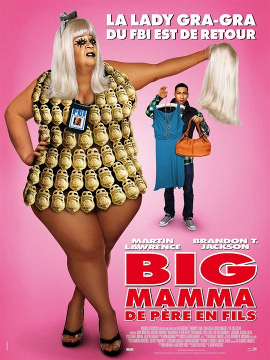 Big Mamma : De Père en Fils : Affiche