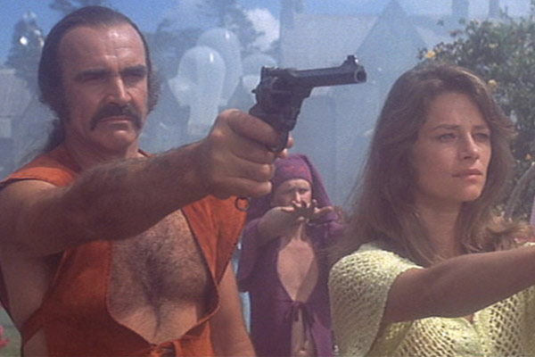 Zardoz : Photo