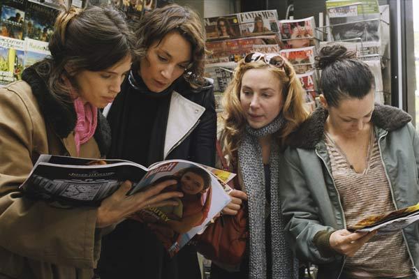 Le Bal des actrices : Photo Jeanne Balibar, Julie Depardieu, Maïwenn