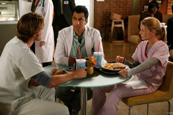 Dr House : Photo Jennifer Morrison, Jesse Spencer, Kal Penn