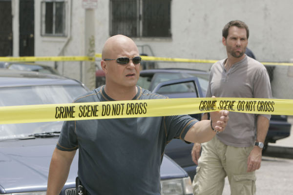 The Shield : Photo David Rees Snell, Michael Chiklis