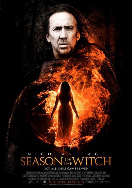 Le Dernier des Templiers : Affiche Dominic Sena, Nicolas Cage