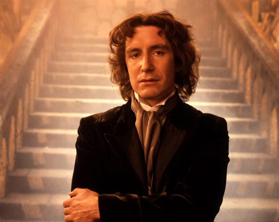 Doctor Who : Photo Paul McGann