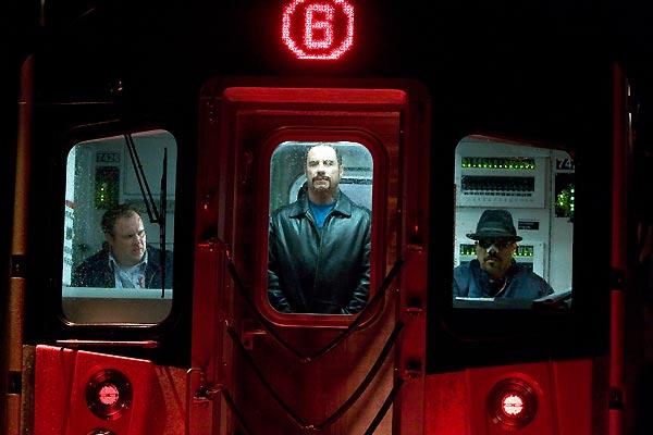 L'Attaque du métro 123 : Photo John Travolta